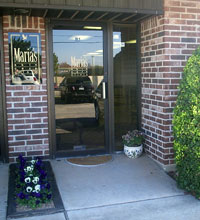Maria's Skin Care Clinic in Oklahoma City Front Door