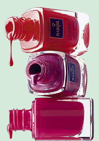 Spa Manicure - Nail Polish